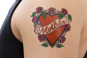 mother-tattoo