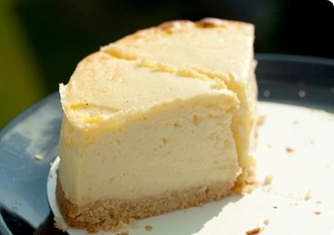 Cheesecake is one of the traditional (and delicious) foods served on ...