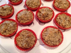 Laura Lee's Lemon Poppyseed Muffins
