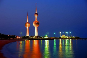 kuwait-tower-city