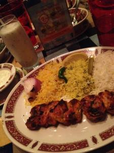 مطعم شبستان الايراني
