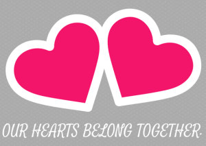our hearts belong together