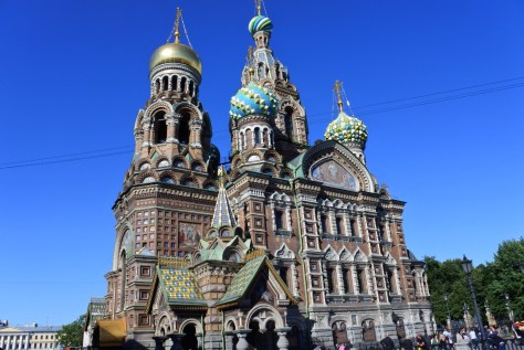 St. Petersburg Church of the Spilled Blood