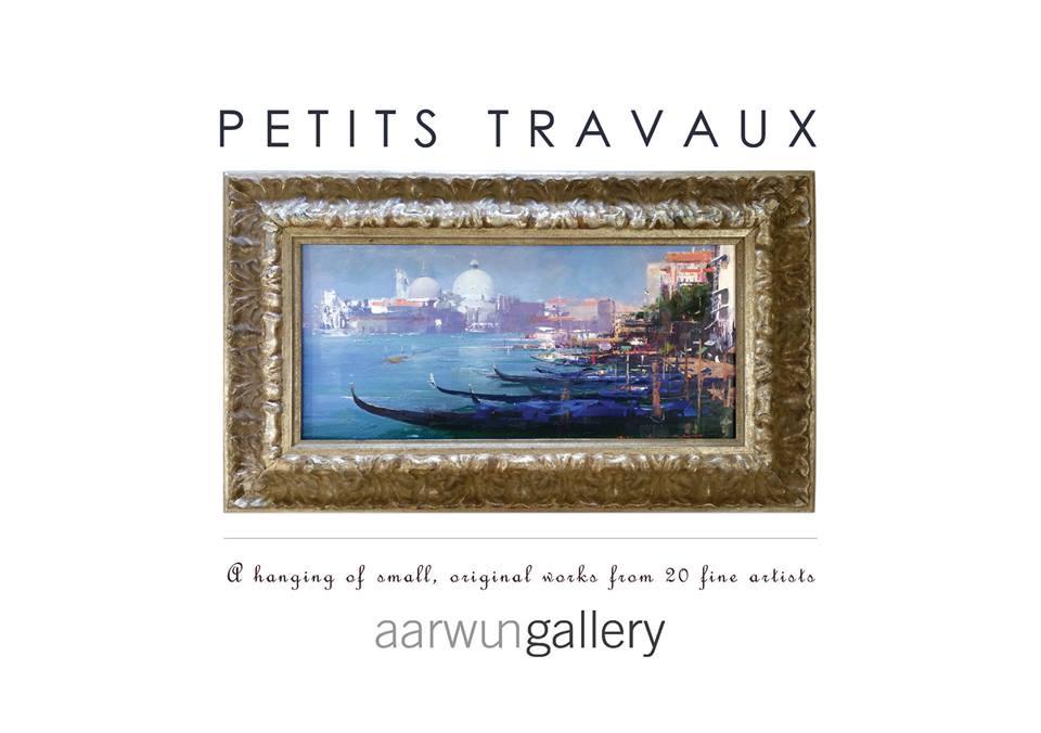 Petits Travaux - Aarwun Gallery Exhibition Image