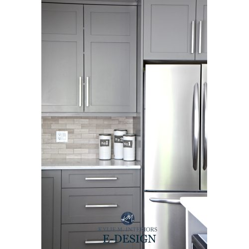 Medium Crop Of White And Gray Kitchen