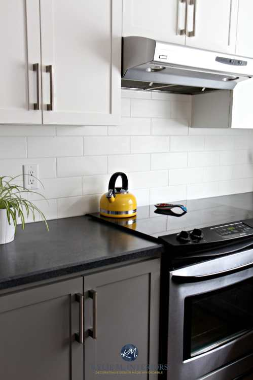 Medium Of Gray Subway Tile