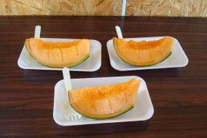 Furano_Melon_in_Hokkaido