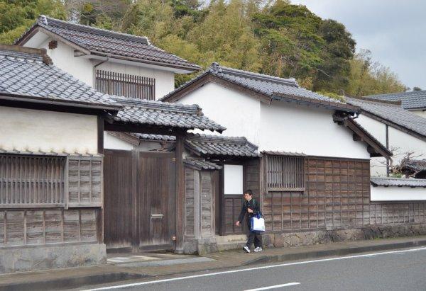 Shiomi_Nawate_Matsue_Samurai_District_Japan