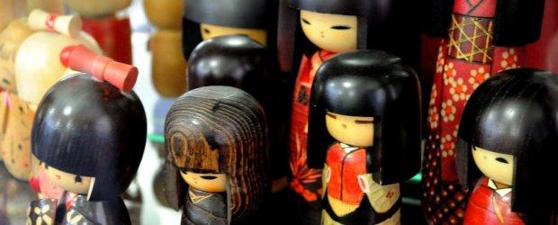 Kokeshi: Beautiful Traditional  Japanese Doll