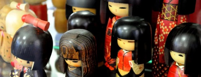 Kokeshi: Beautiful Traditional  Japanese Doll