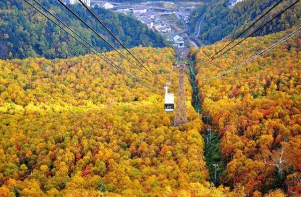 kurodake_ropeway_and_fall_foliage_sounkyo