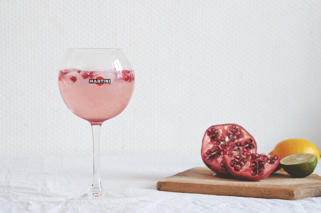Instaperitivo deux cocktails avec du martini bianco l for Cocktail 7cl