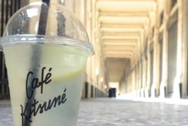 Café Kitsuné - Palais Royal Paris