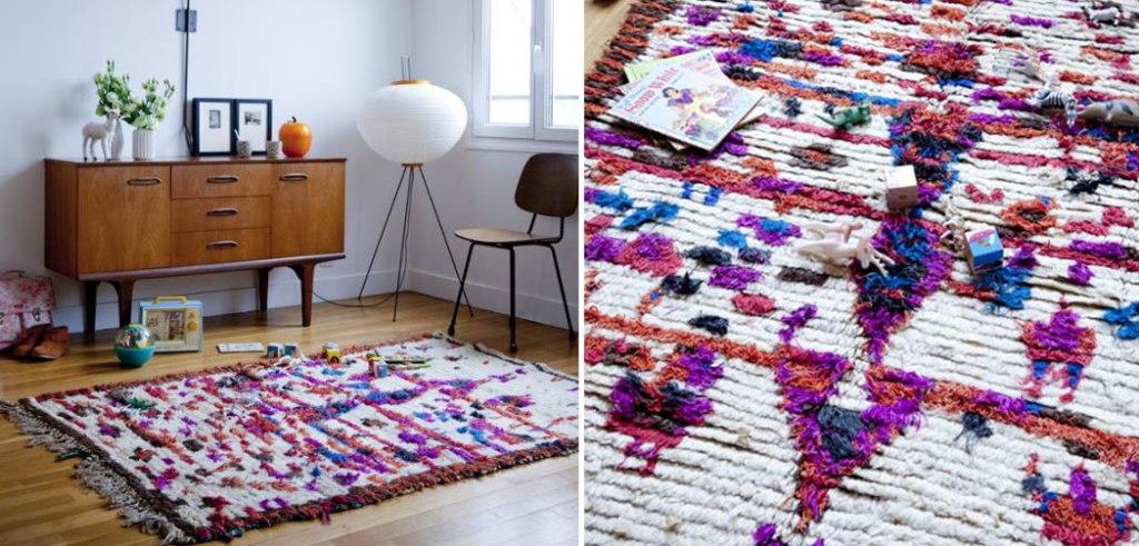 tapis berb res o d nicher ces petits bijoux ethniques. Black Bedroom Furniture Sets. Home Design Ideas
