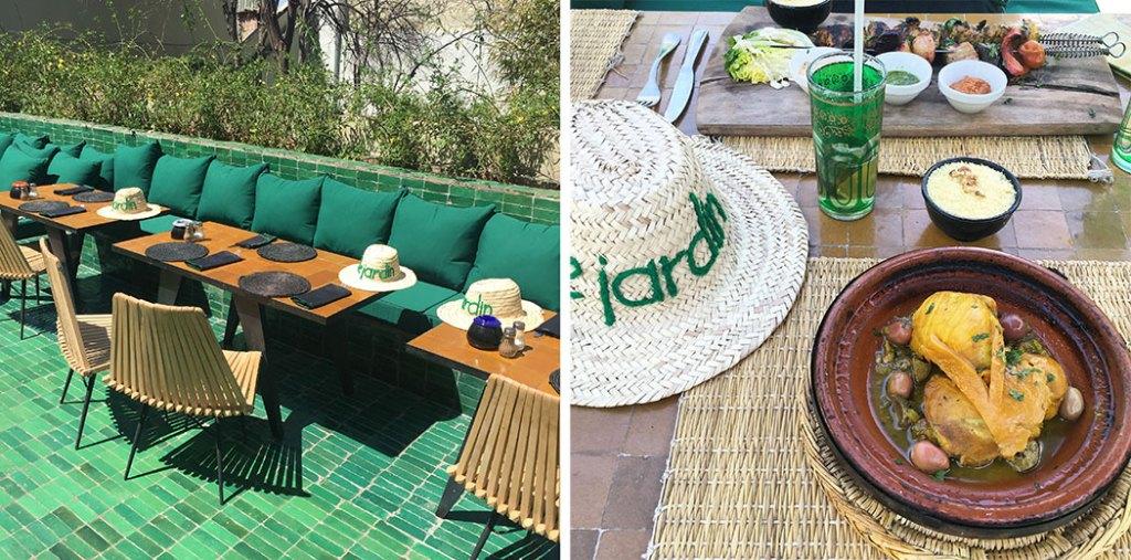 Marrakech les hotspots ne pas manquer la seinographe for Le jardin 32 route sidi abdelaziz marrakech 40000