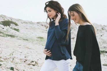 Joli Bump, la marque slow fashion pour jeunes mamans