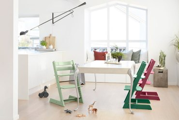Concours : Ateliers DIY Kids & Chaise Tripp Trapp à gagner