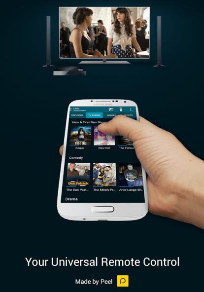 Peel Smart Remote & TV