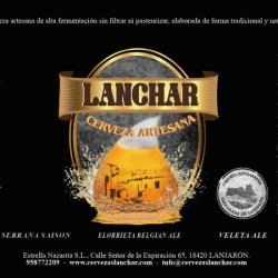 Cervezas Lanchar