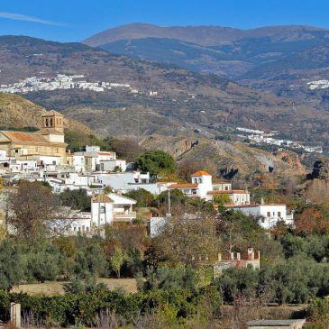 ¿Conoces todos los pueblos de La Alpujarra?