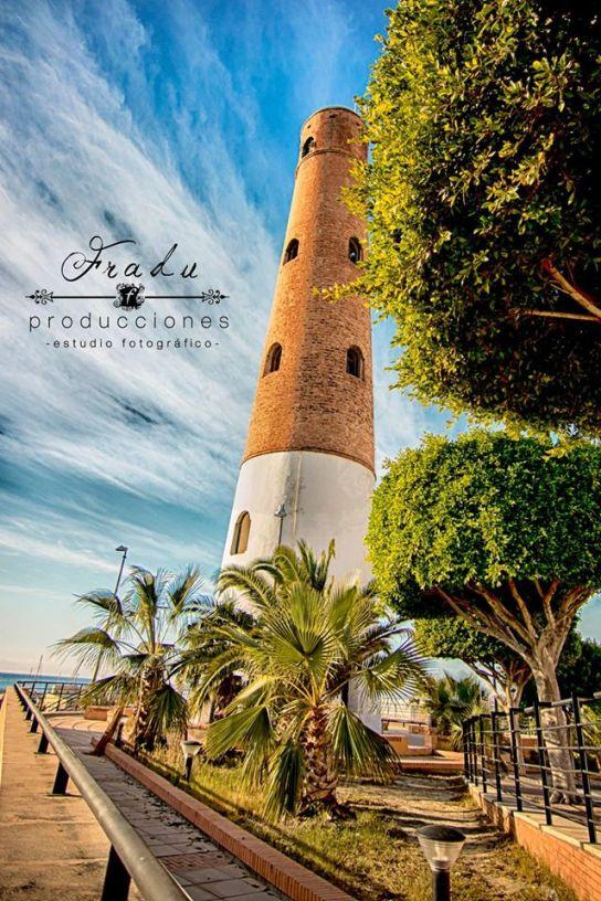 Adra - Torre de los Perdigones - Autor Fradu Producciones