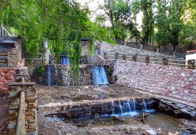 Laujar de Andarx - Area recreativa El Nacimiento - 3 - Autor José A. Vela