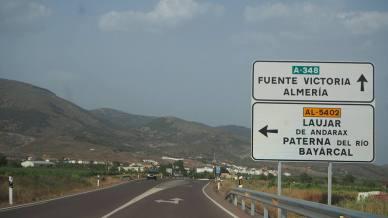 Laujar de Andarx - Llegando - Autor Pepe Díaz Sánchez