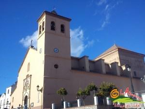 Ugíjar - Iglesia parroquial de la Anunciación de María - Parroquia de Ntra. Sra. del Martirio
