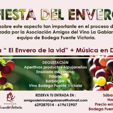 Fuente Victoria – Fiesta del Envero en Bodega Fuente Victoria