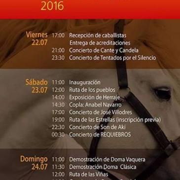 Laujar de Andarax – Encuentro de Caballistas 2016