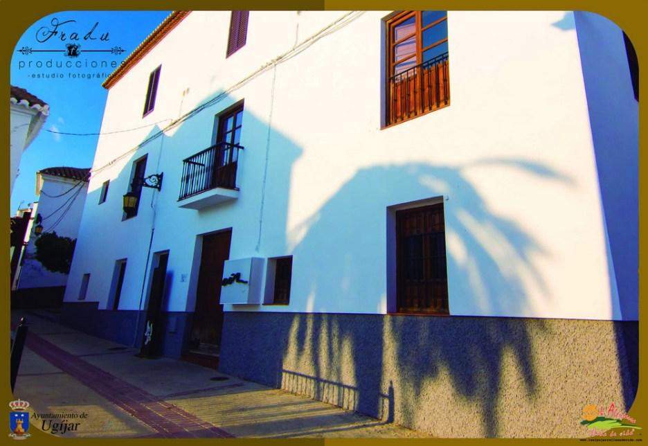 Ugíjar - Centro de interpretación de La Alpujarra - Autor Fradu Producciones