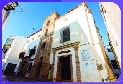 Ugíjar - Convento Franciscano - Autor Fradu Producciones