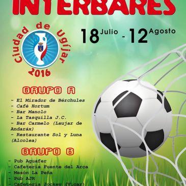 Ugíjar – XIV Torneo Interbares Ciudad de Ugíjar