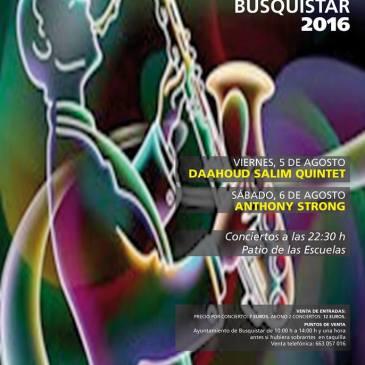 Busquístar – X Festival de Jazz & Blues de La Alpujarra 2016