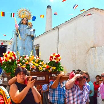 """Picena – Fiestas patronales en honor a la Virgen del Rosario """"Representación de los Moros y Cristianos"""""""