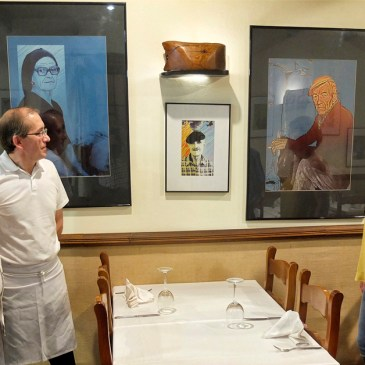 Capileira acoge la exposición 'Retratos' que muestra el Patrimonio Humano de La Alpujarra