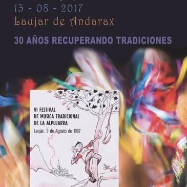 Laujar de Andarax – XXXVI Festival de Música Tradicional de La Alpujarrra 2017