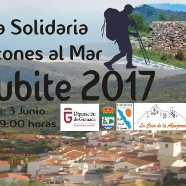 "Rubite – Ruta senderista solidaria ""Balcones al Mar"""