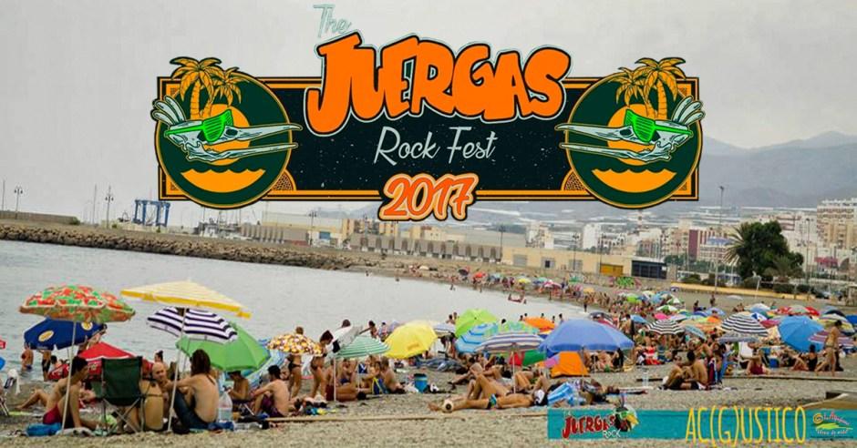 The Juergas Rock Festival 2017 en Adra puerto y puerta de La Alpujarra