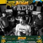 The Juergas Rock Festival - Adra - La Alpujarra - Almería 2017 - Grupo 8