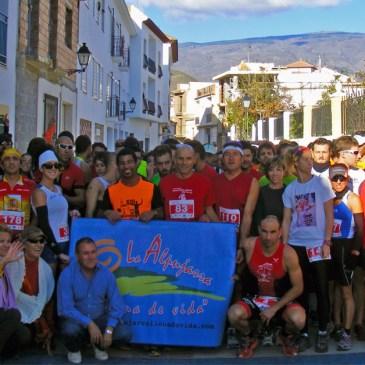 Evento solidario – III Carrera Terrera de la Cará – Ugíjar 2017 – La Alpujarra