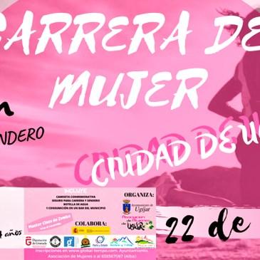 V Carrera de la Mujer Ciudad de Ugíjar – La Alpujarra – Granada