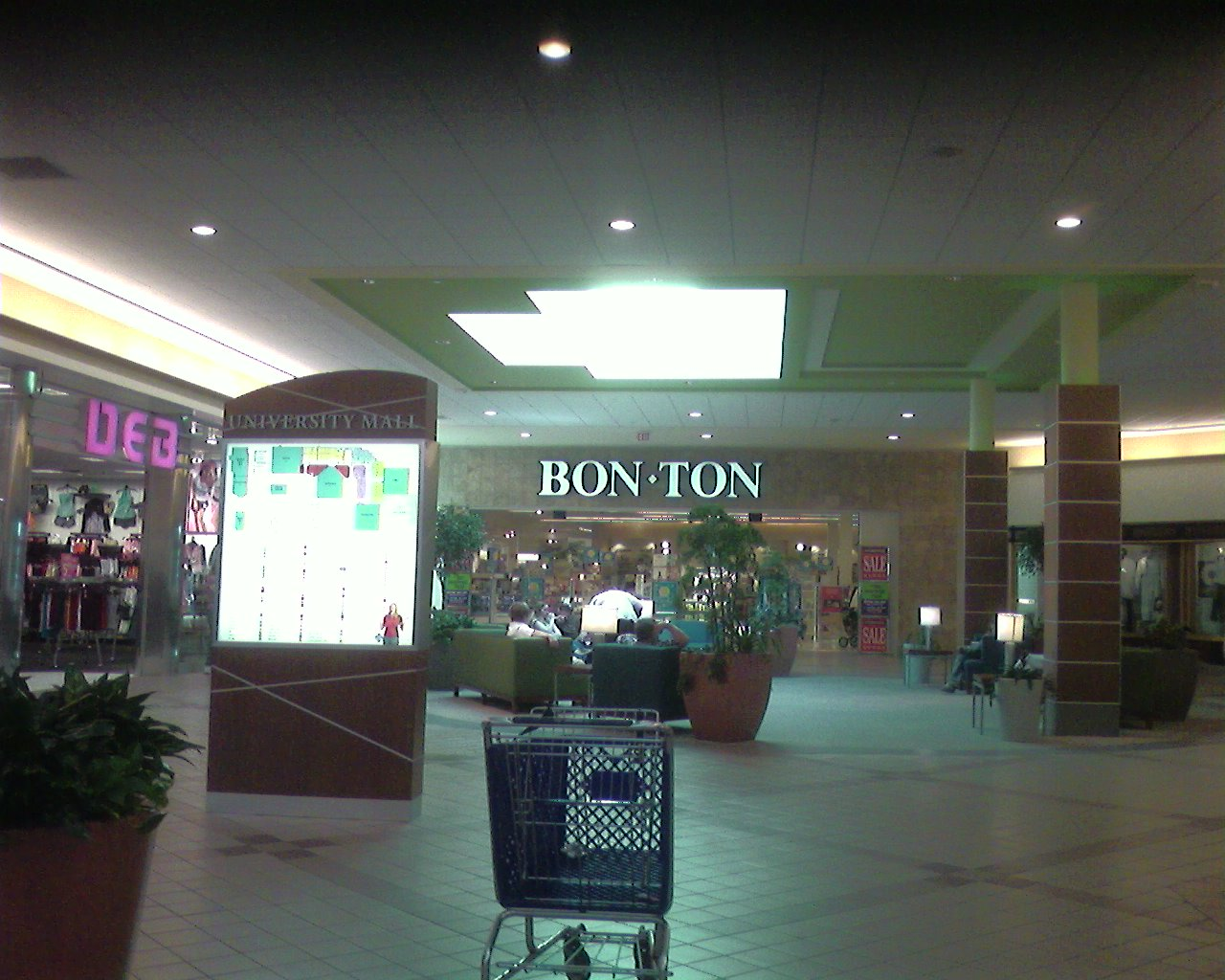 Fullsize Of Burlington Mall Stores