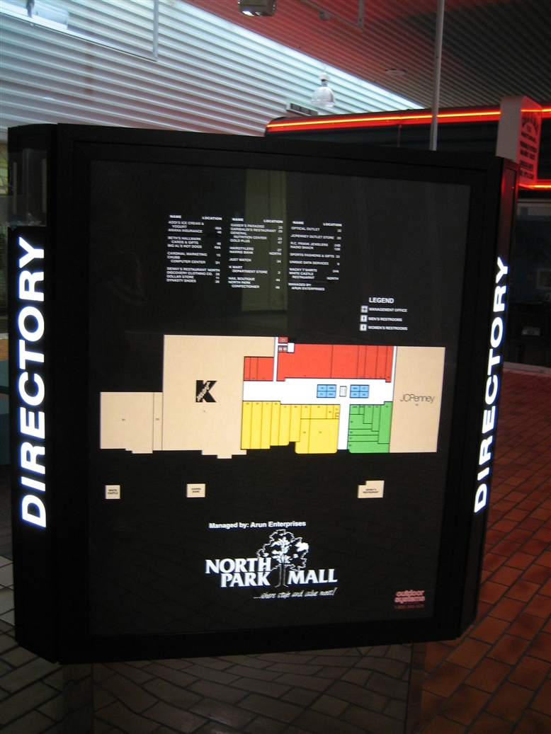 Large Of Fair Oaks Mall Map