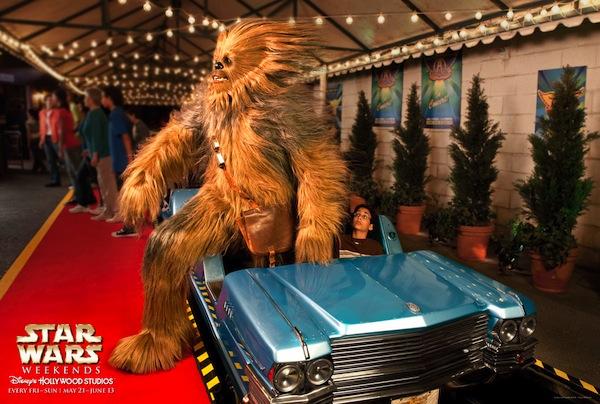 star wars disney parc attraction 01 Star Wars à Disneyland