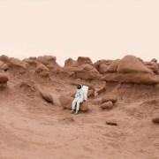 Des touristes sur Mars