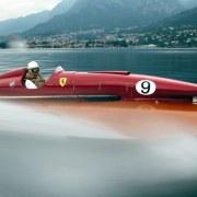 Le bateau Timossi Ferrari Arno XI