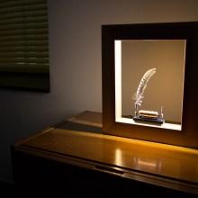 Un cadre qui simule un effet de slow-motion sur des objets usuels