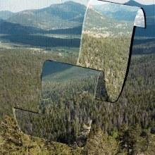 Ces formes 3D dans des paysages sont faites sans aucune retouche