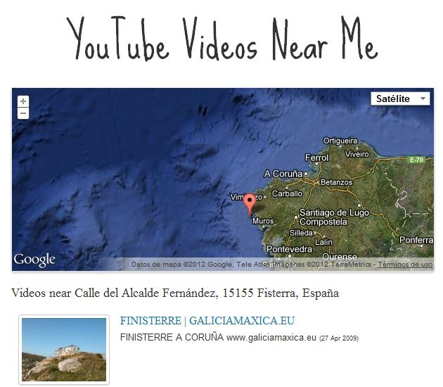 youtube videos near me